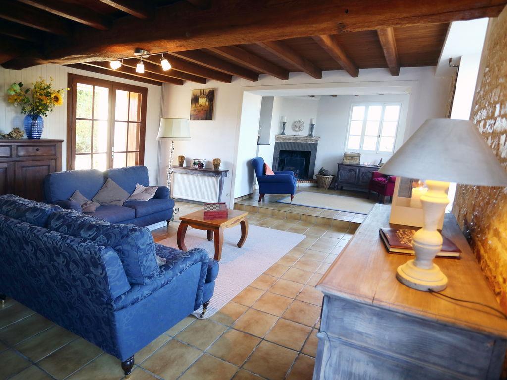 Ferienhaus Großzügiges Landhaus mit privatem Pool in Villiers-Couture (1410177), Néré, Atlantikküste Charente-Maritime, Poitou-Charentes, Frankreich, Bild 9