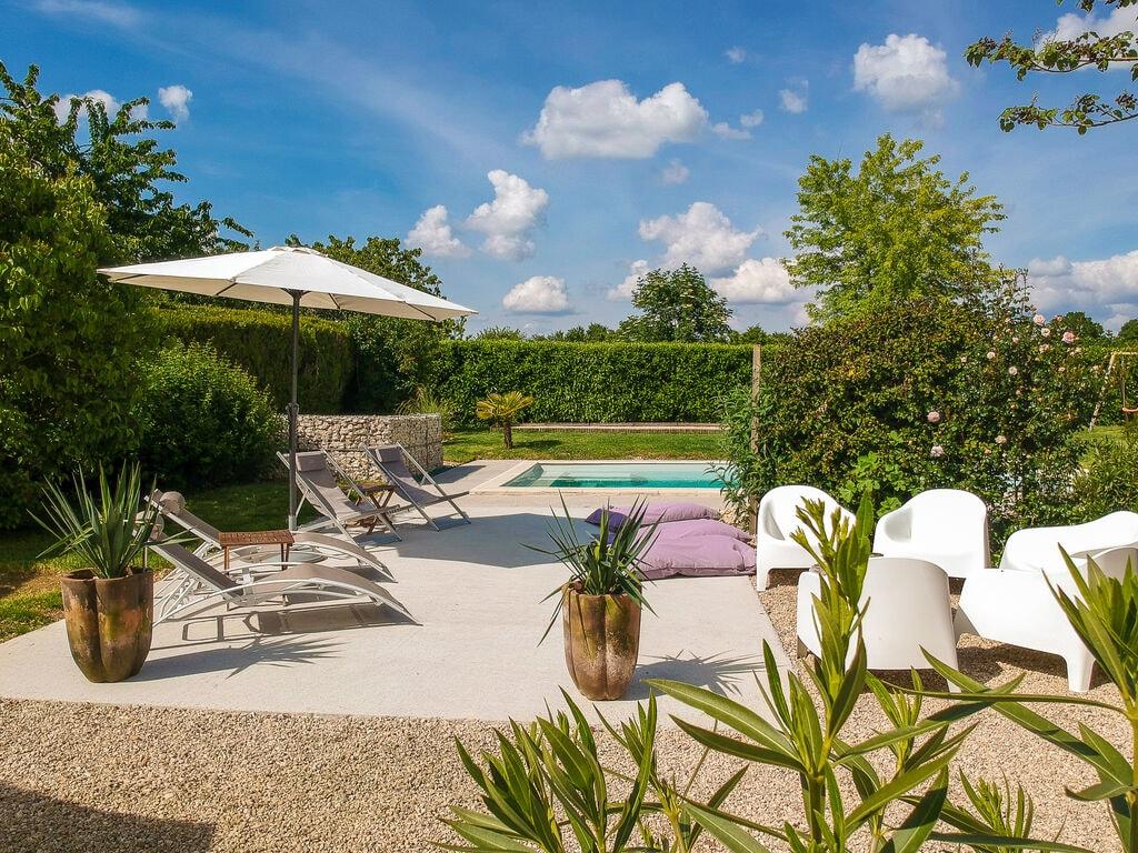 Ferienhaus Großzügiges Landhaus mit privatem Pool in Villiers-Couture (1410177), Néré, Atlantikküste Charente-Maritime, Poitou-Charentes, Frankreich, Bild 6