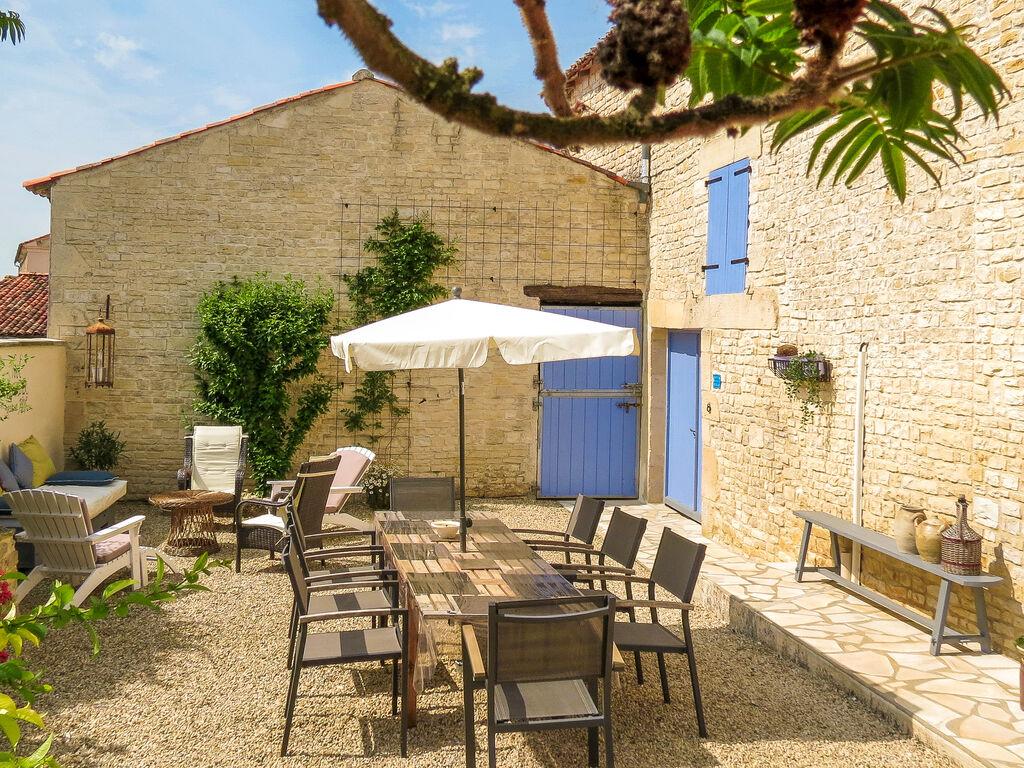 Ferienhaus Großzügiges Landhaus mit privatem Pool in Villiers-Couture (1410177), Néré, Atlantikküste Charente-Maritime, Poitou-Charentes, Frankreich, Bild 21