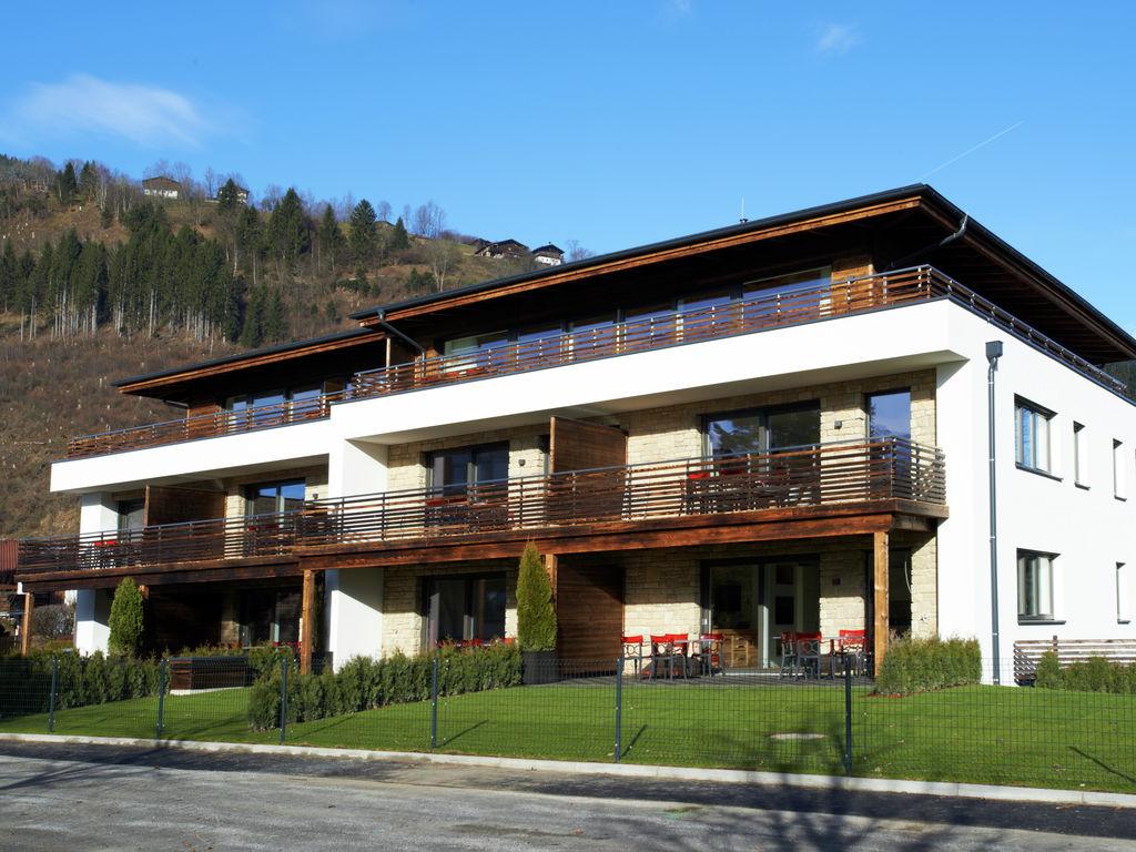 Appartement de vacances Gemütliches Appartement am Waldrand in Zell am See (1527198), Zell am See (Stadt), Pinzgau, Salzbourg, Autriche, image 1