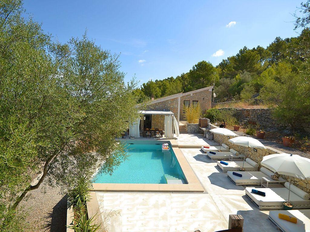 Ferienhaus Moderne Villa mit eigenem Pool in Selva Mallorca (1574315), Selva (ES), Mallorca, Balearische Inseln, Spanien, Bild 1