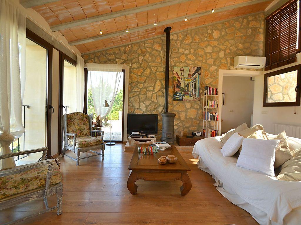 Ferienhaus Moderne Villa mit eigenem Pool in Selva Mallorca (1574315), Selva (ES), Mallorca, Balearische Inseln, Spanien, Bild 13