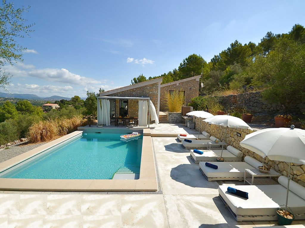 Ferienhaus Moderne Villa mit eigenem Pool in Selva Mallorca (1574315), Selva (ES), Mallorca, Balearische Inseln, Spanien, Bild 5