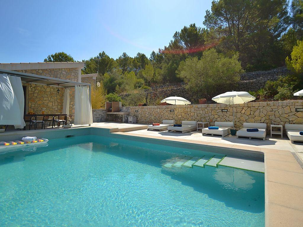 Ferienhaus Moderne Villa mit eigenem Pool in Selva Mallorca (1574315), Selva (ES), Mallorca, Balearische Inseln, Spanien, Bild 7