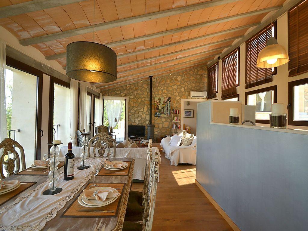 Ferienhaus Moderne Villa mit eigenem Pool in Selva Mallorca (1574315), Selva (ES), Mallorca, Balearische Inseln, Spanien, Bild 14