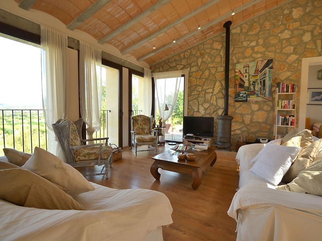 Ferienhaus Moderne Villa mit eigenem Pool in Selva Mallorca (1574315), Selva (ES), Mallorca, Balearische Inseln, Spanien, Bild 12