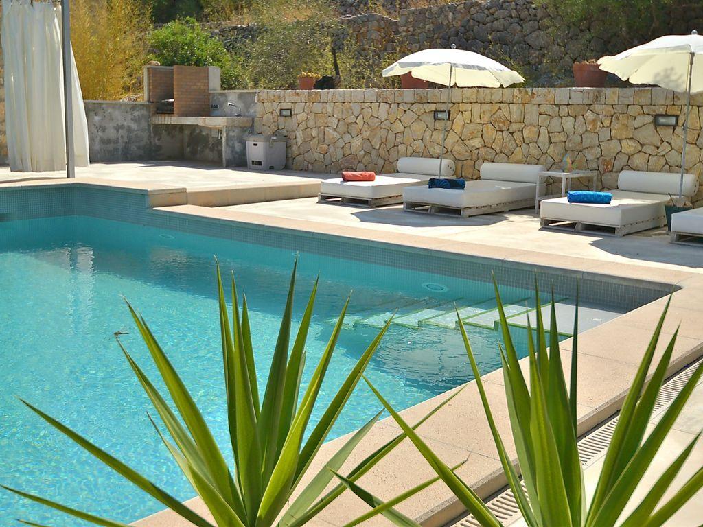 Ferienhaus Moderne Villa mit eigenem Pool in Selva Mallorca (1574315), Selva (ES), Mallorca, Balearische Inseln, Spanien, Bild 2