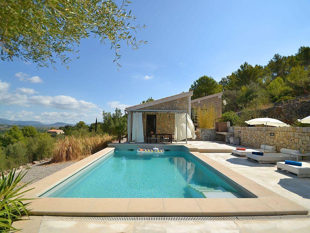 Ferienhaus Moderne Villa mit eigenem Pool in Selva Mallorca (1574315), Selva (ES), Mallorca, Balearische Inseln, Spanien, Bild 6