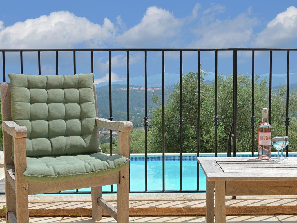 Ferienhaus Villa Panoramique (1559235), Cabris, Alpes Maritimes, Provence - Alpen - Côte d'Azur, Frankreich, Bild 38