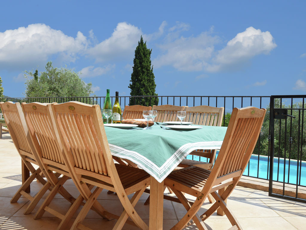 Ferienhaus Villa Panoramique (1559235), Cabris, Alpes Maritimes, Provence - Alpen - Côte d'Azur, Frankreich, Bild 30
