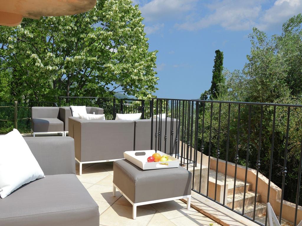 Ferienhaus Villa Panoramique (1559235), Cabris, Alpes Maritimes, Provence - Alpen - Côte d'Azur, Frankreich, Bild 32