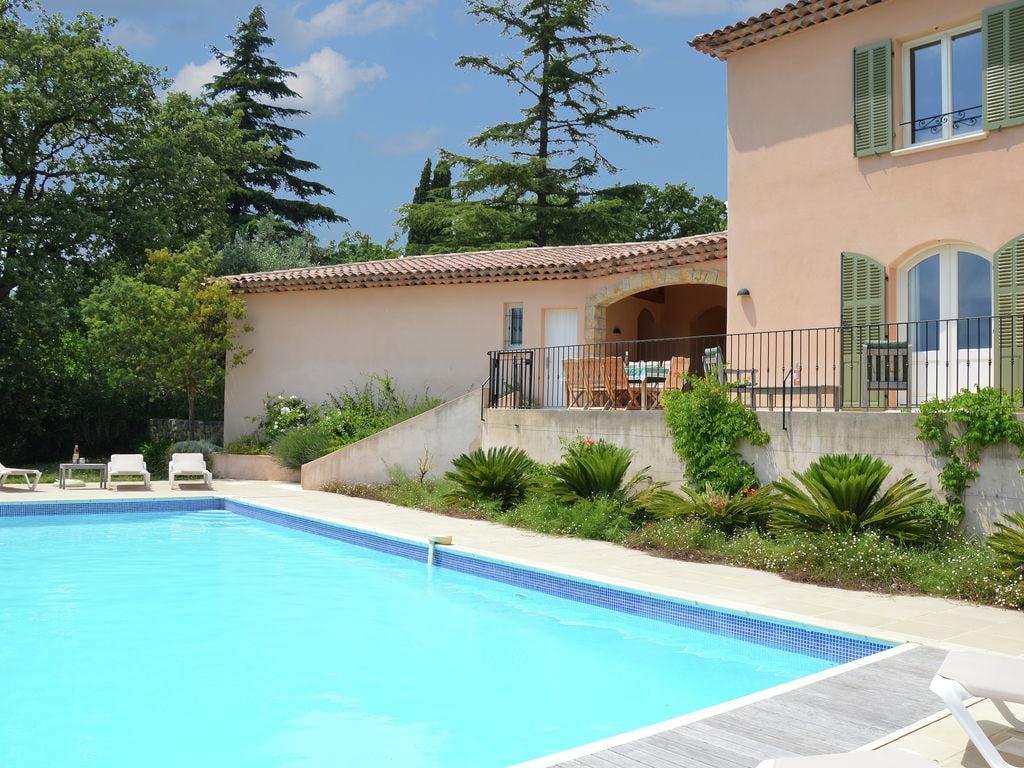 Ferienhaus Villa Panoramique (1559235), Cabris, Alpes Maritimes, Provence - Alpen - Côte d'Azur, Frankreich, Bild 3