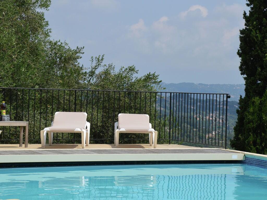 Ferienhaus Villa Panoramique (1559235), Cabris, Alpes Maritimes, Provence - Alpen - Côte d'Azur, Frankreich, Bild 6
