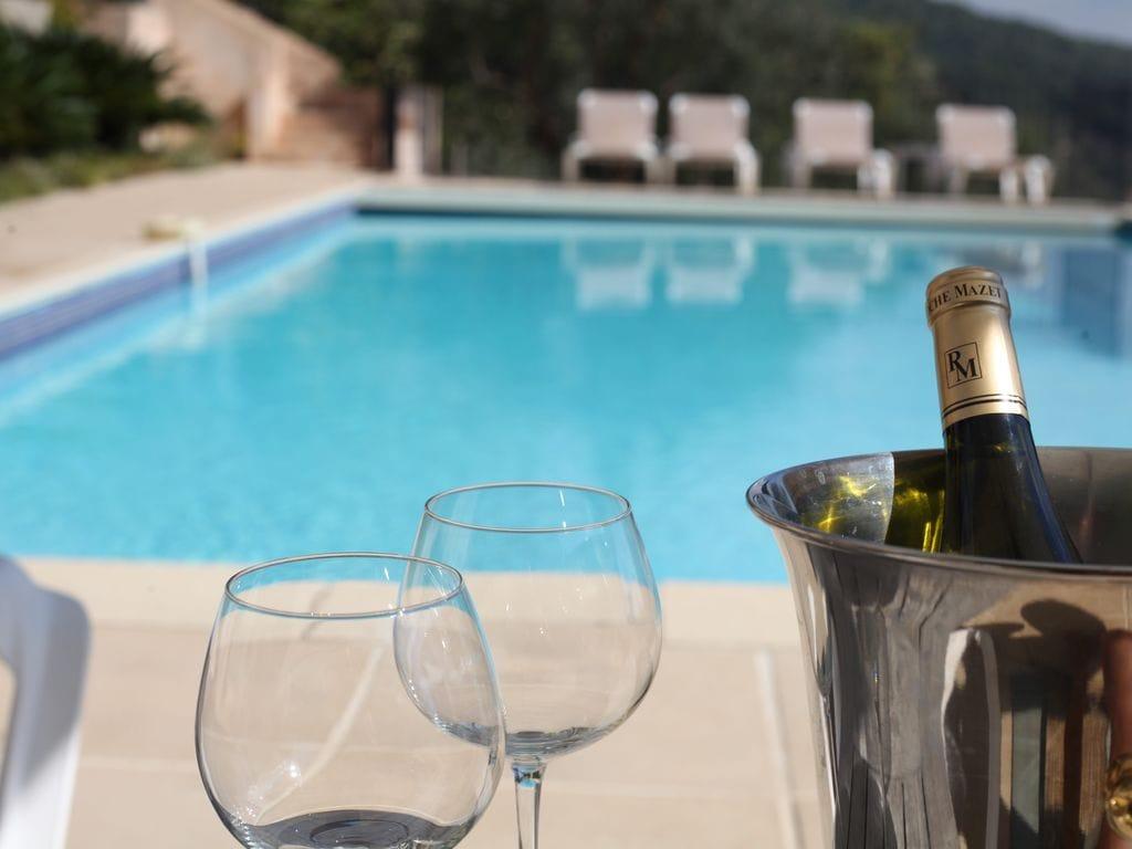 Ferienhaus Villa Panoramique (1559235), Cabris, Alpes Maritimes, Provence - Alpen - Côte d'Azur, Frankreich, Bild 39