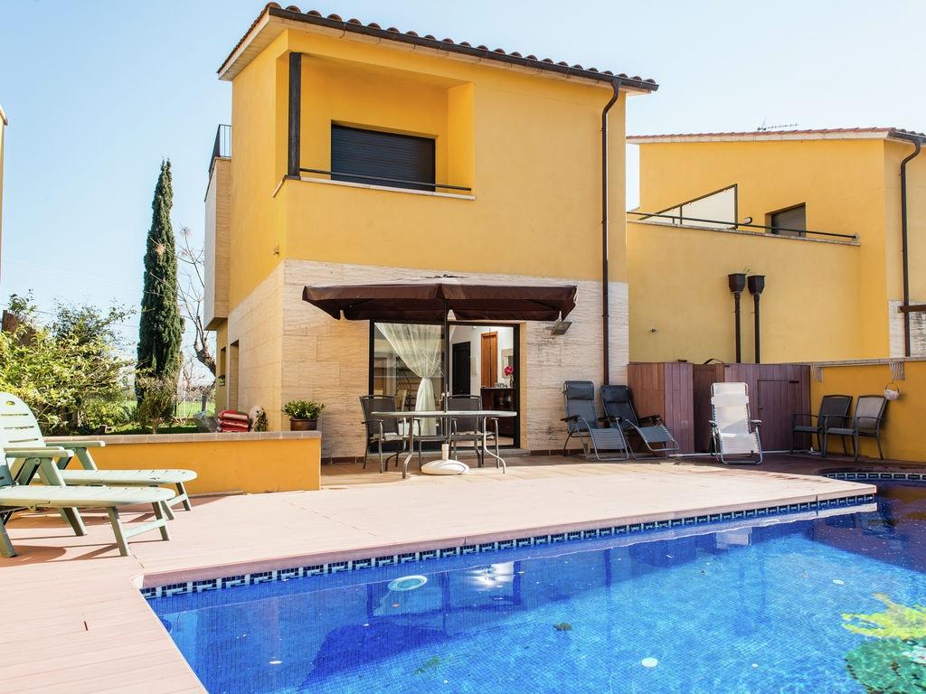 Ferienhaus Schickes Ferienhaus mit Swimmingpool in St. Pere Pescador (1574066), Sant Pere Pescador, Costa Brava, Katalonien, Spanien, Bild 1