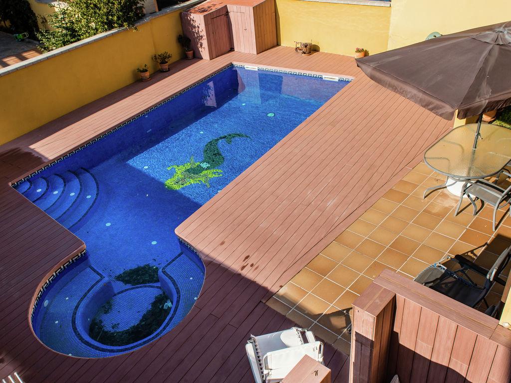 Ferienhaus Schickes Ferienhaus mit Swimmingpool in St. Pere Pescador (1574066), Sant Pere Pescador, Costa Brava, Katalonien, Spanien, Bild 29