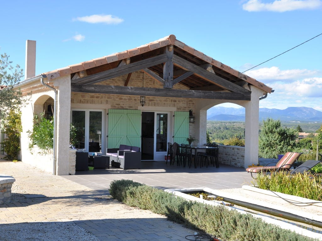 Maison de vacances III - GROSPIERRES Ferienhaus  Ardeche Drôme