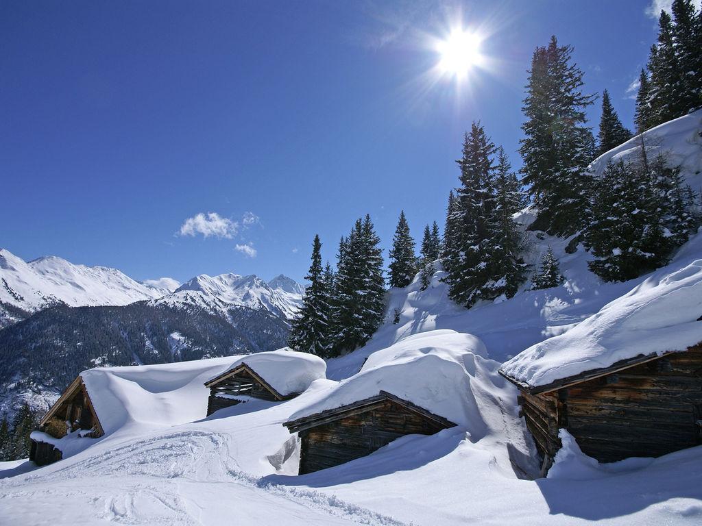 Ferienwohnung Schöne Ferienwohnung in Kappl Tirol mit Bergblick vom Balkon (1574080), Kappl, Paznaun - Ischgl, Tirol, Österreich, Bild 23