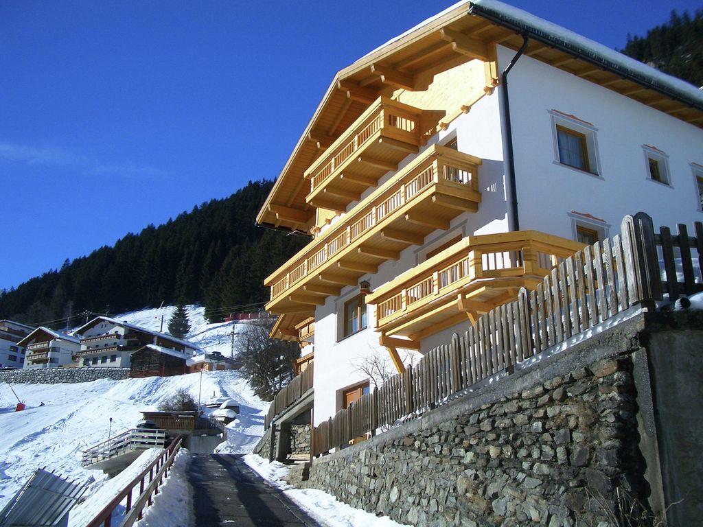 Ferienwohnung Schöne Ferienwohnung in Kappl Tirol mit Bergblick vom Balkon (1574080), Kappl, Paznaun - Ischgl, Tirol, Österreich, Bild 18