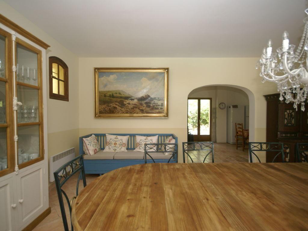 Ferienhaus Villa Saetre (1598216), Flayosc, Var, Provence - Alpen - Côte d'Azur, Frankreich, Bild 12