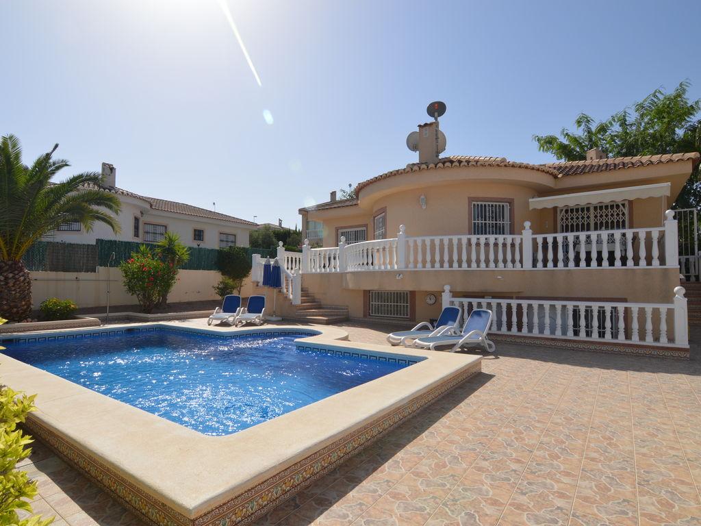 Villa Gran Alcaraz Ferienhaus in Spanien