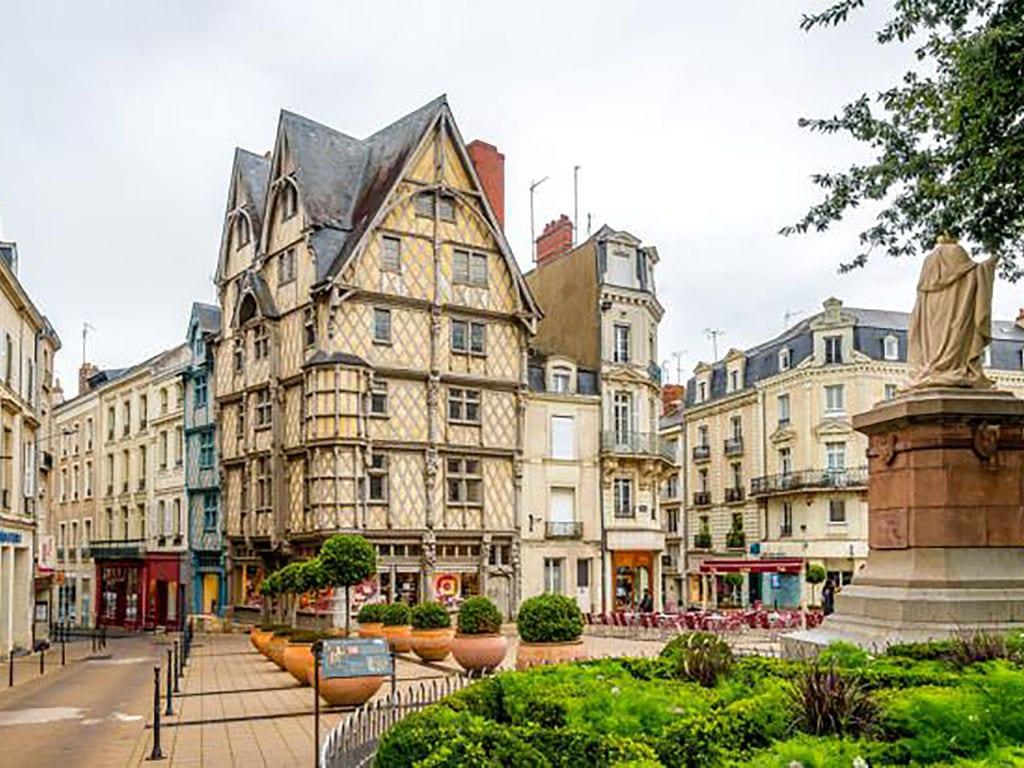 Ferienhaus Idyllisches Ferienhaus mit Garten an der Loire, Frankreich (1658209), Saint Denis d'Anjou, Mayenne, Pays de la Loire, Frankreich, Bild 30