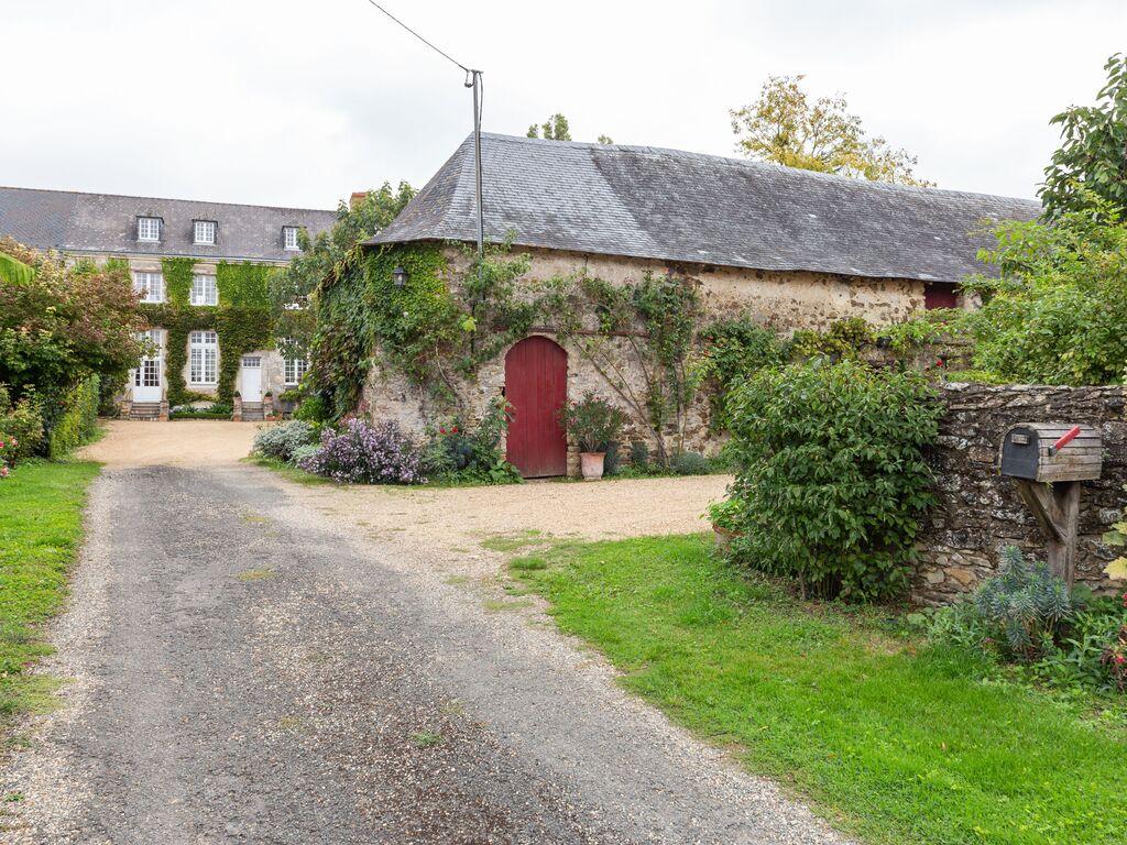Ferienhaus Idyllisches Ferienhaus mit Garten an der Loire, Frankreich (1658209), Saint Denis d'Anjou, Mayenne, Pays de la Loire, Frankreich, Bild 25