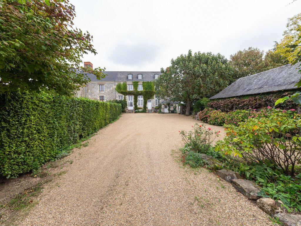 Ferienhaus Idyllisches Ferienhaus mit Garten an der Loire, Frankreich (1658209), Saint Denis d'Anjou, Mayenne, Pays de la Loire, Frankreich, Bild 31