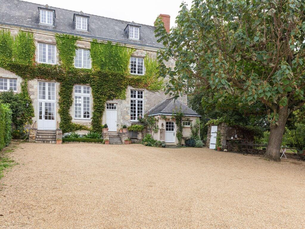 Ferienhaus Idyllisches Ferienhaus mit Garten an der Loire, Frankreich (1658209), Saint Denis d'Anjou, Mayenne, Pays de la Loire, Frankreich, Bild 32