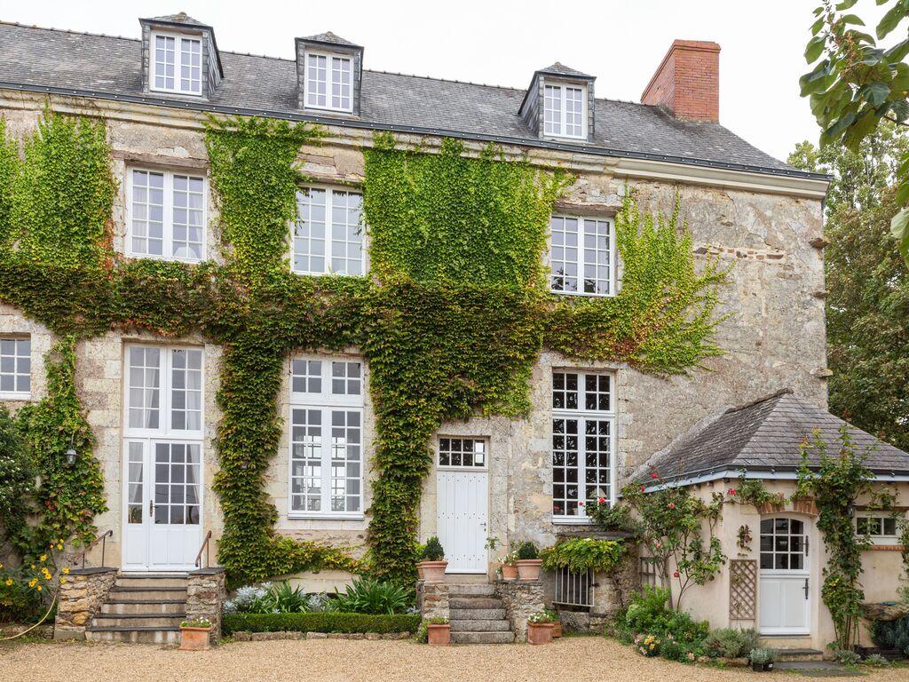 Ferienhaus Idyllisches Ferienhaus mit Garten an der Loire, Frankreich (1658209), Saint Denis d'Anjou, Mayenne, Pays de la Loire, Frankreich, Bild 33