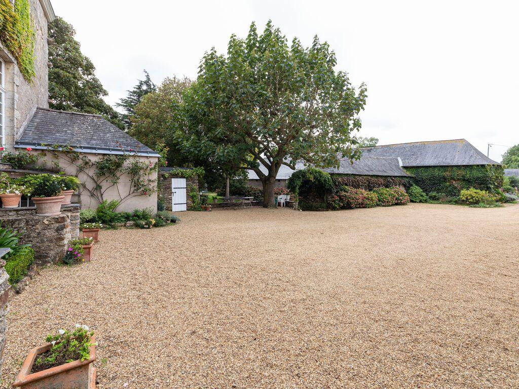 Ferienhaus Idyllisches Ferienhaus mit Garten an der Loire, Frankreich (1658209), Saint Denis d'Anjou, Mayenne, Pays de la Loire, Frankreich, Bild 22