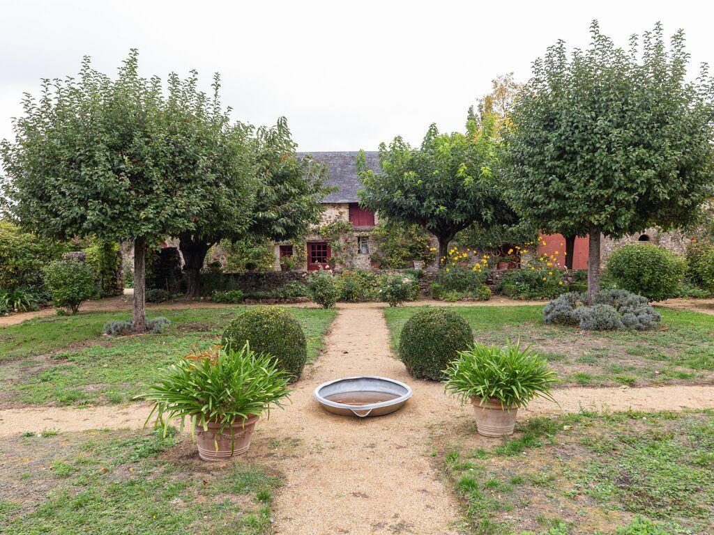 Ferienhaus Idyllisches Ferienhaus mit Garten an der Loire, Frankreich (1658209), Saint Denis d'Anjou, Mayenne, Pays de la Loire, Frankreich, Bild 23