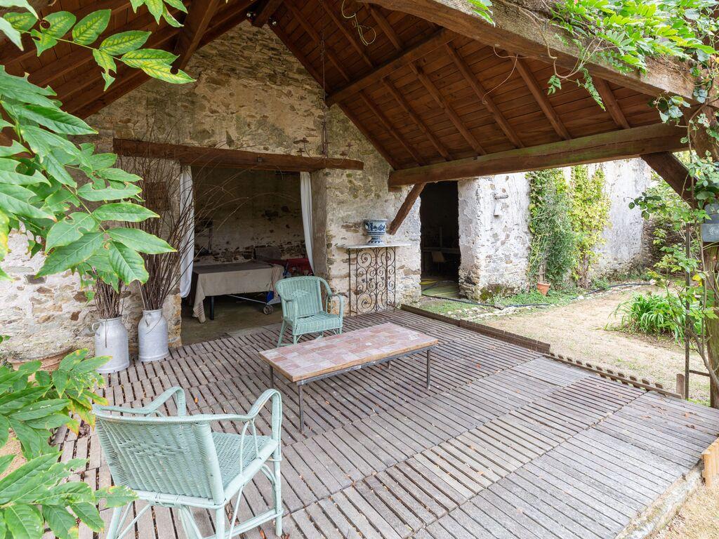 Ferienhaus Idyllisches Ferienhaus mit Garten an der Loire, Frankreich (1658209), Saint Denis d'Anjou, Mayenne, Pays de la Loire, Frankreich, Bild 5