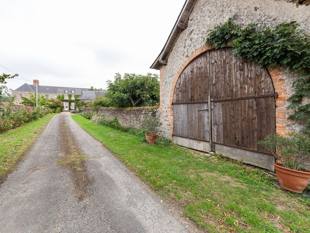Ferienhaus Idyllisches Ferienhaus mit Garten an der Loire, Frankreich (1658209), Saint Denis d'Anjou, Mayenne, Pays de la Loire, Frankreich, Bild 26
