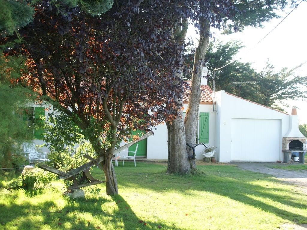 Ferienhaus Gemütliches Ferienhaus in Saint-Gervais in Strandnähe (1657973), Beauvoir sur Mer, Atlantikküste Vendée, Pays de la Loire, Frankreich, Bild 2