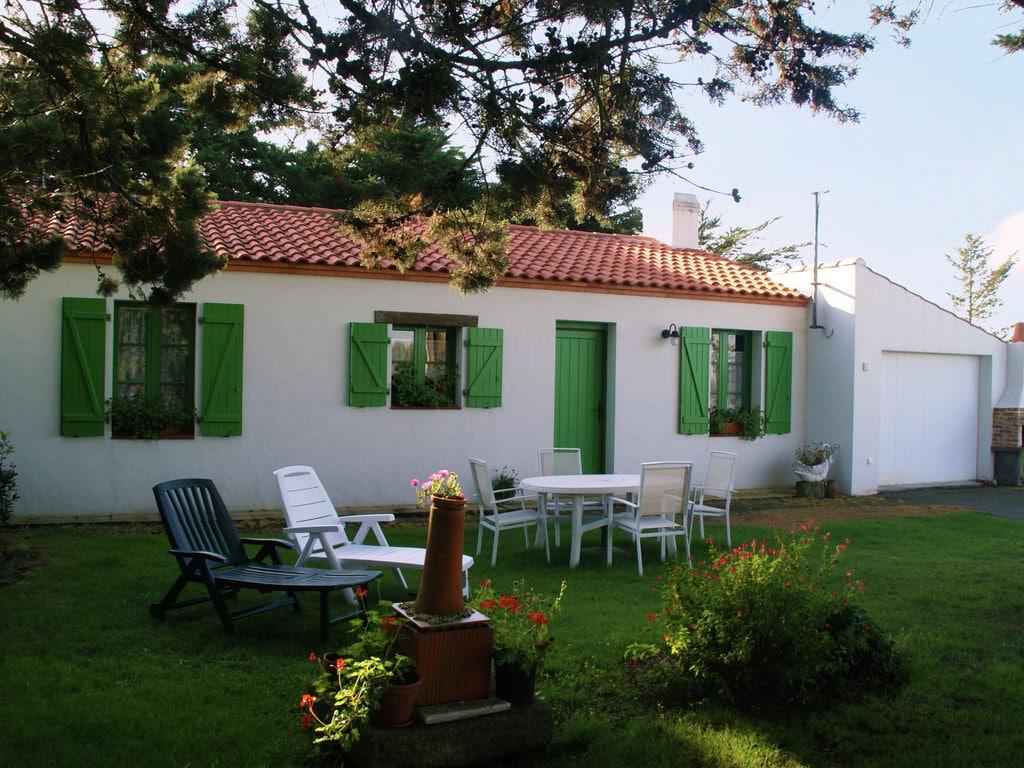 Ferienhaus Gemütliches Ferienhaus in Saint-Gervais in Strandnähe (1657973), Beauvoir sur Mer, Atlantikküste Vendée, Pays de la Loire, Frankreich, Bild 21
