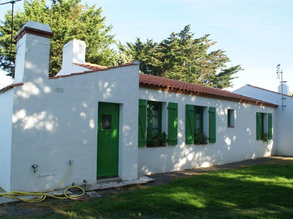 Ferienhaus Gemütliches Ferienhaus in Saint-Gervais in Strandnähe (1657973), Beauvoir sur Mer, Atlantikküste Vendée, Pays de la Loire, Frankreich, Bild 1