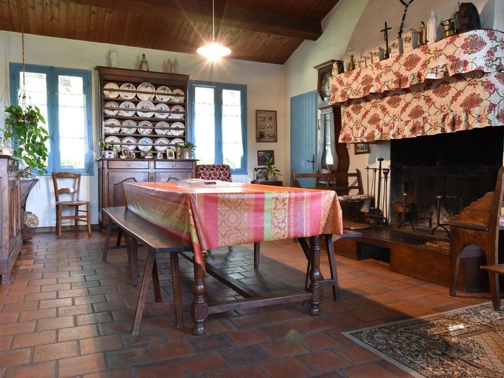 Ferienhaus Gemütliches Ferienhaus in Saint-Gervais in Strandnähe (1657973), Beauvoir sur Mer, Atlantikküste Vendée, Pays de la Loire, Frankreich, Bild 13