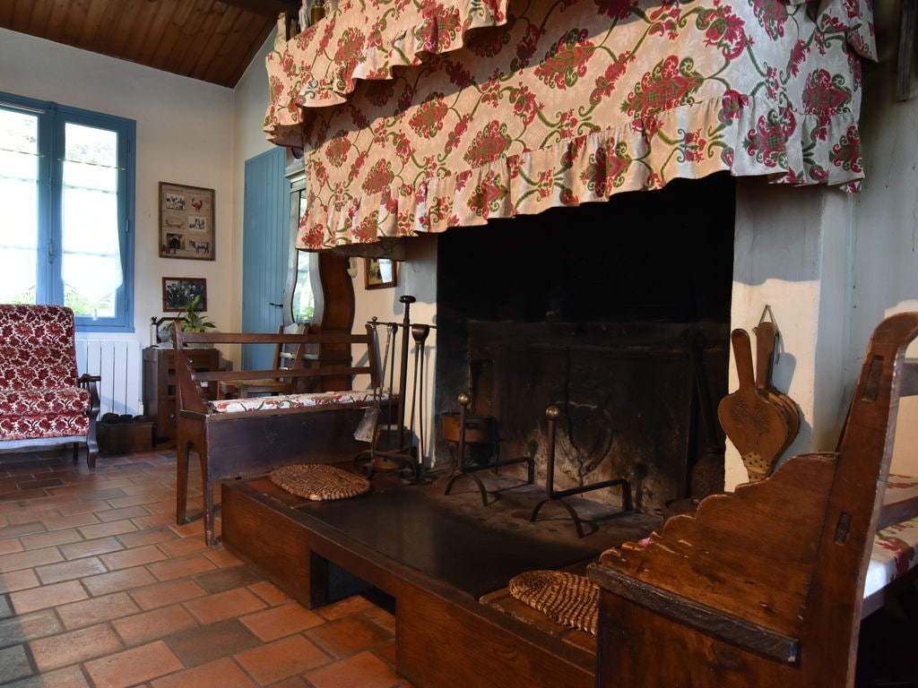 Ferienhaus Gemütliches Ferienhaus in Saint-Gervais in Strandnähe (1657973), Beauvoir sur Mer, Atlantikküste Vendée, Pays de la Loire, Frankreich, Bild 10