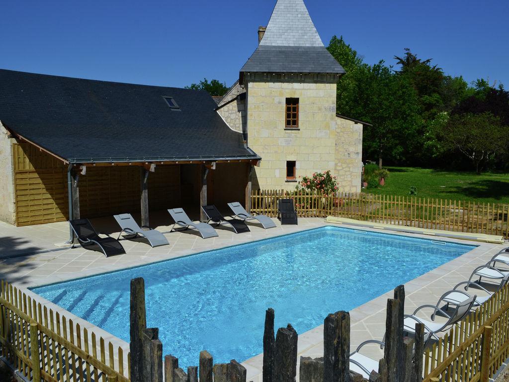 Ferienhaus Gemütliches Ferienhaus in Brion mit Schwimmbad (1658624), Beaufort en Vallée, Maine-et-Loire, Pays de la Loire, Frankreich, Bild 1