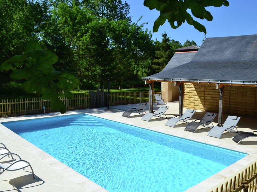 Ferienhaus Gemütliches Ferienhaus in Brion mit Schwimmbad (1658624), Beaufort en Vallée, Maine-et-Loire, Pays de la Loire, Frankreich, Bild 7
