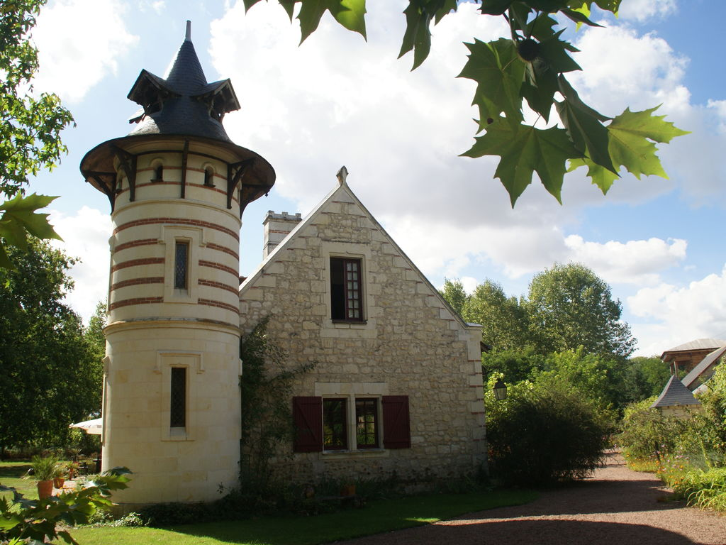 Ferienhaus Gemütliches Ferienhaus in Brion mit Schwimmbad (1658624), Beaufort en Vallée, Maine-et-Loire, Pays de la Loire, Frankreich, Bild 28