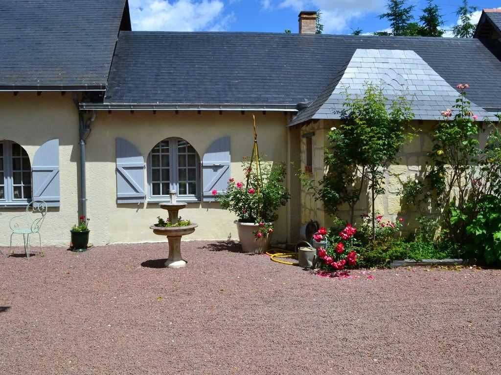 Ferienhaus Gemütliches Ferienhaus in Brion mit Schwimmbad (1658624), Beaufort en Vallée, Maine-et-Loire, Pays de la Loire, Frankreich, Bild 2