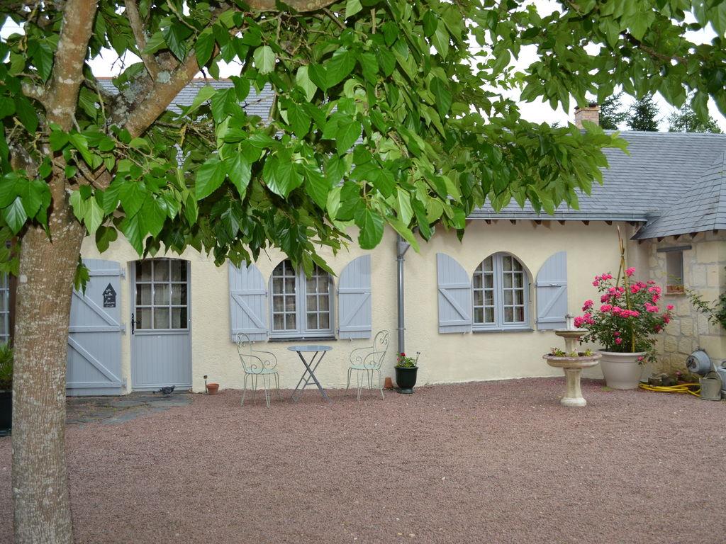 Ferienhaus Gemütliches Ferienhaus in Brion mit Schwimmbad (1658624), Beaufort en Vallée, Maine-et-Loire, Pays de la Loire, Frankreich, Bild 4