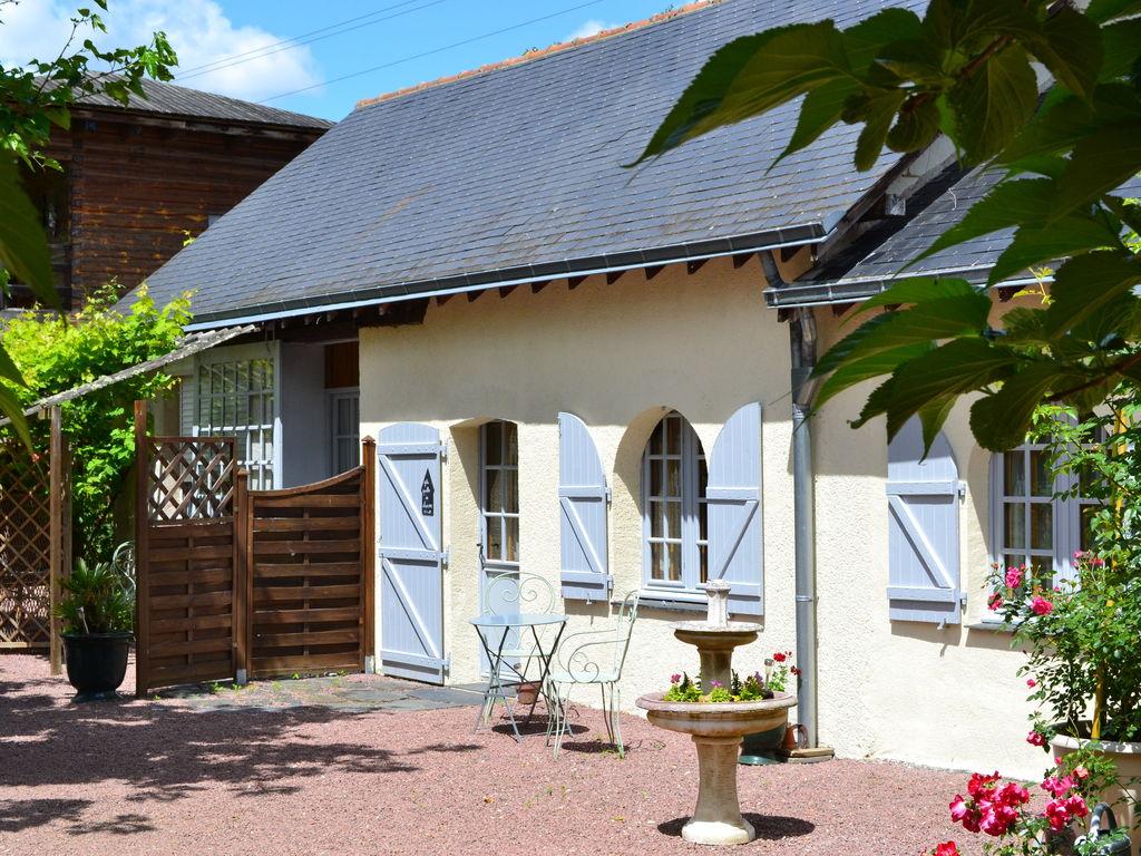 Ferienhaus Gemütliches Ferienhaus in Brion mit Schwimmbad (1658624), Beaufort en Vallée, Maine-et-Loire, Pays de la Loire, Frankreich, Bild 3