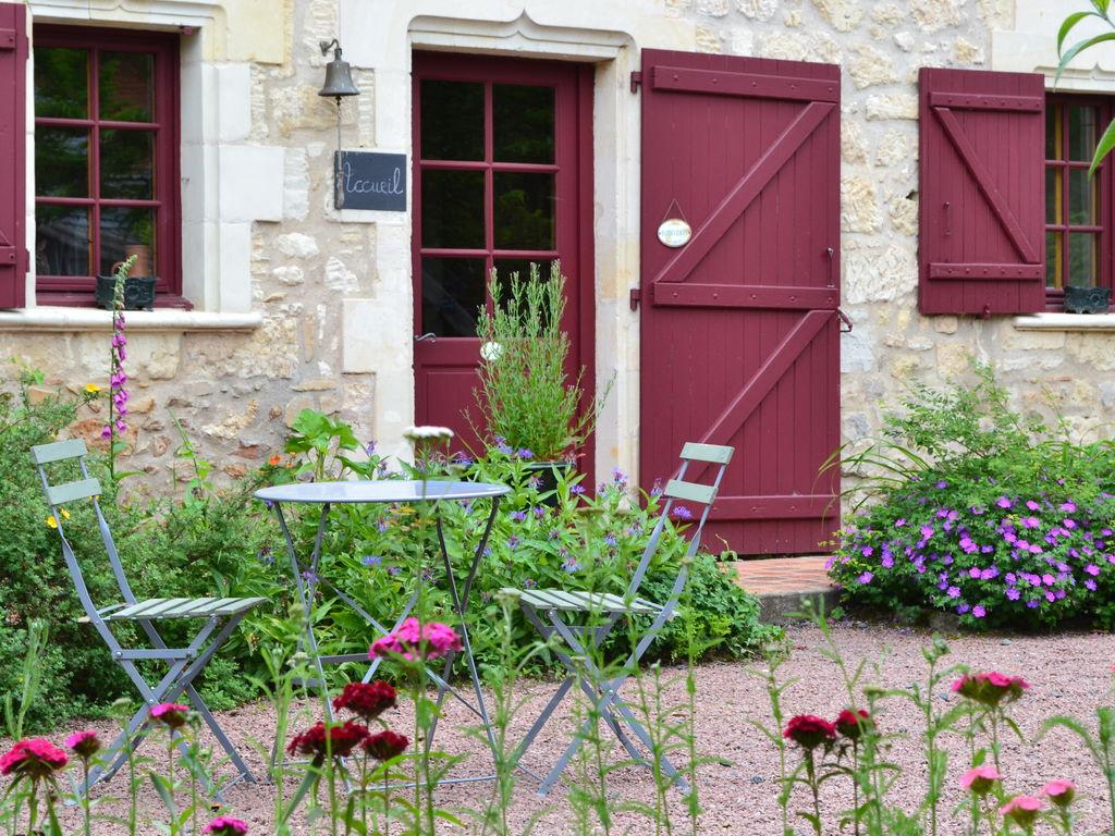 Ferienhaus Gemütliches Ferienhaus in Brion mit Schwimmbad (1658624), Beaufort en Vallée, Maine-et-Loire, Pays de la Loire, Frankreich, Bild 30