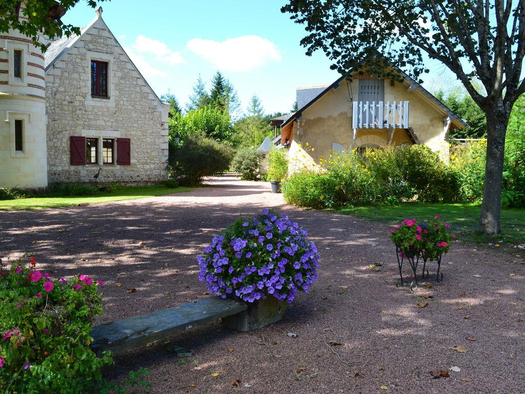 Ferienhaus Gemütliches Ferienhaus in Brion mit Schwimmbad (1658624), Beaufort en Vallée, Maine-et-Loire, Pays de la Loire, Frankreich, Bild 31