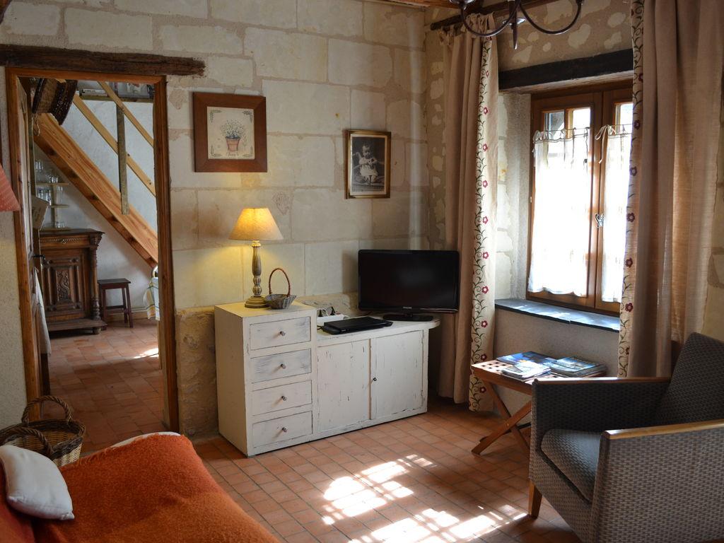 Ferienhaus Gemütliches Ferienhaus in Brion mit Schwimmbad (1658624), Beaufort en Vallée, Maine-et-Loire, Pays de la Loire, Frankreich, Bild 10