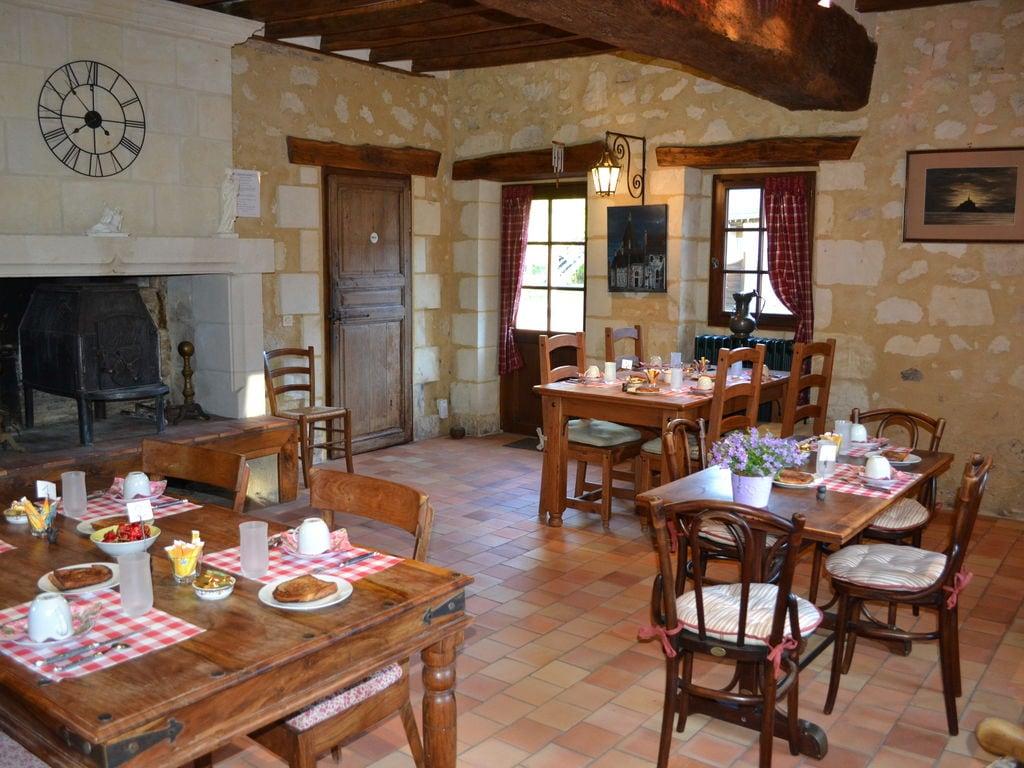 Ferienhaus Gemütliches Ferienhaus in Brion mit Schwimmbad (1658624), Beaufort en Vallée, Maine-et-Loire, Pays de la Loire, Frankreich, Bild 29