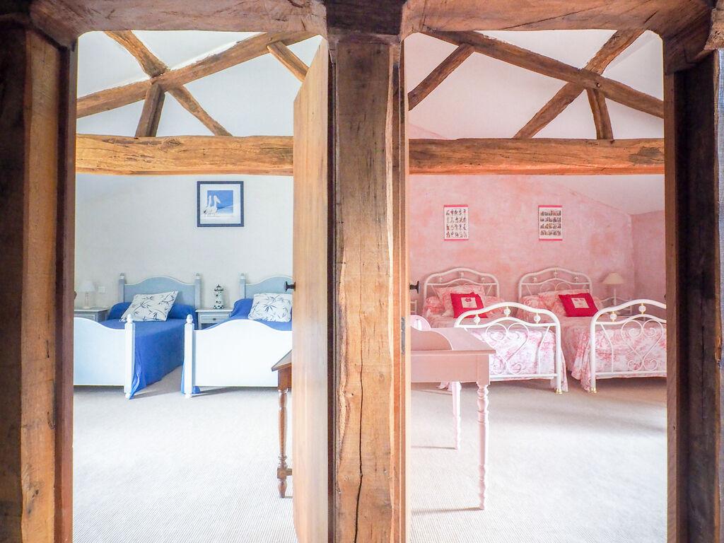 Ferienhaus Komfortables Ferienhaus mit privatem Pool in der Loire (1658563), La Caillère St Hilaire, Vendée Binnenland, Pays de la Loire, Frankreich, Bild 14
